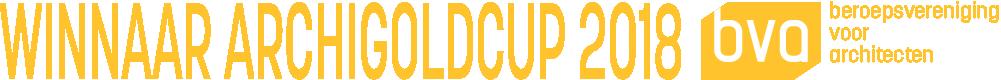 Winnaar Archigoldcup 2018